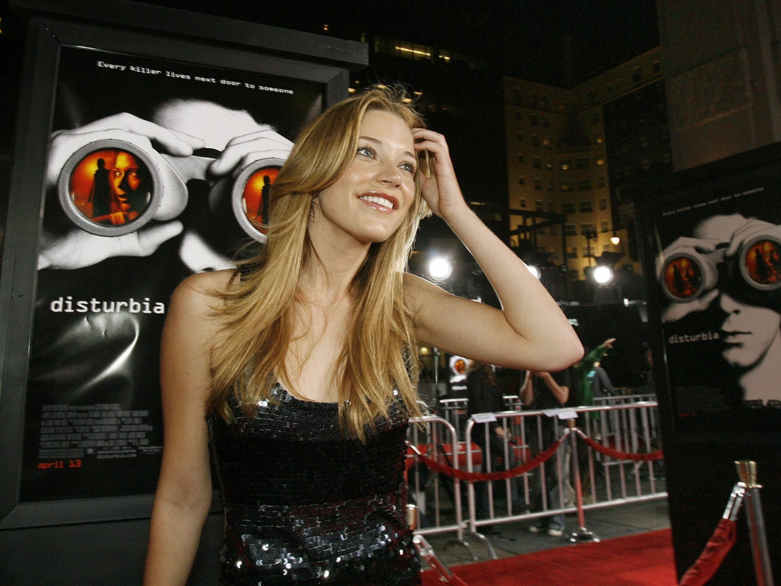 Sarah Roemer Picture Image