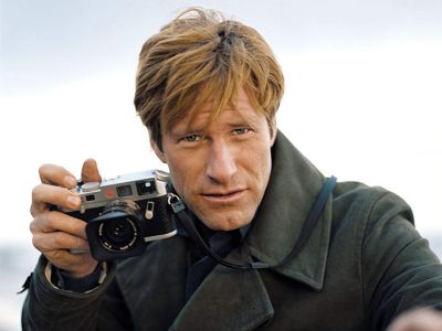 Aaron Eckhart Picture - Image 1