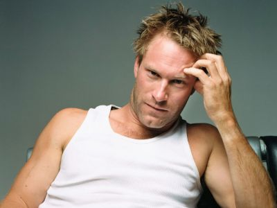 Aaron Eckhart Picture - Image 3